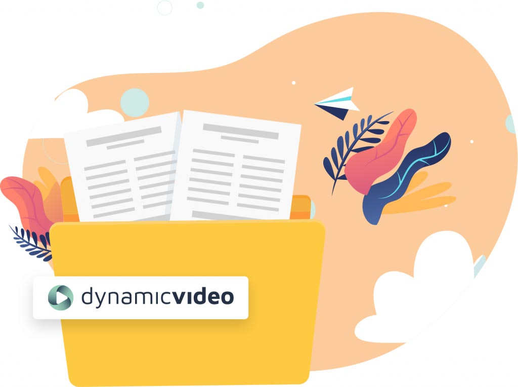 Documentation for the API of the Dynamic Video Technology