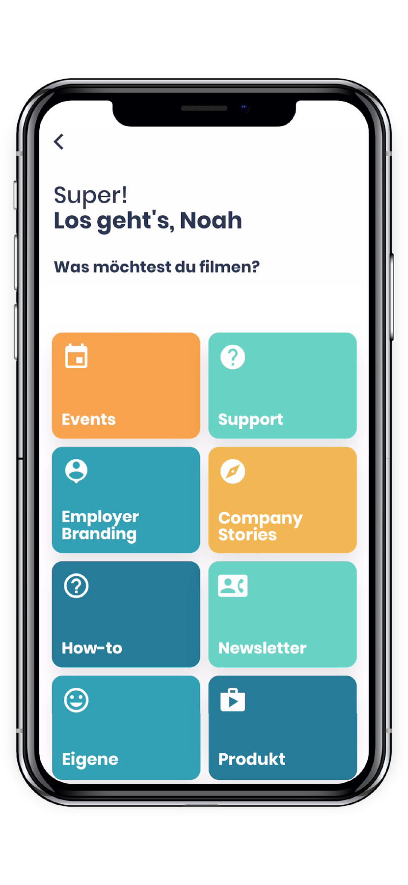 Mozaik Screenshot - Select business video