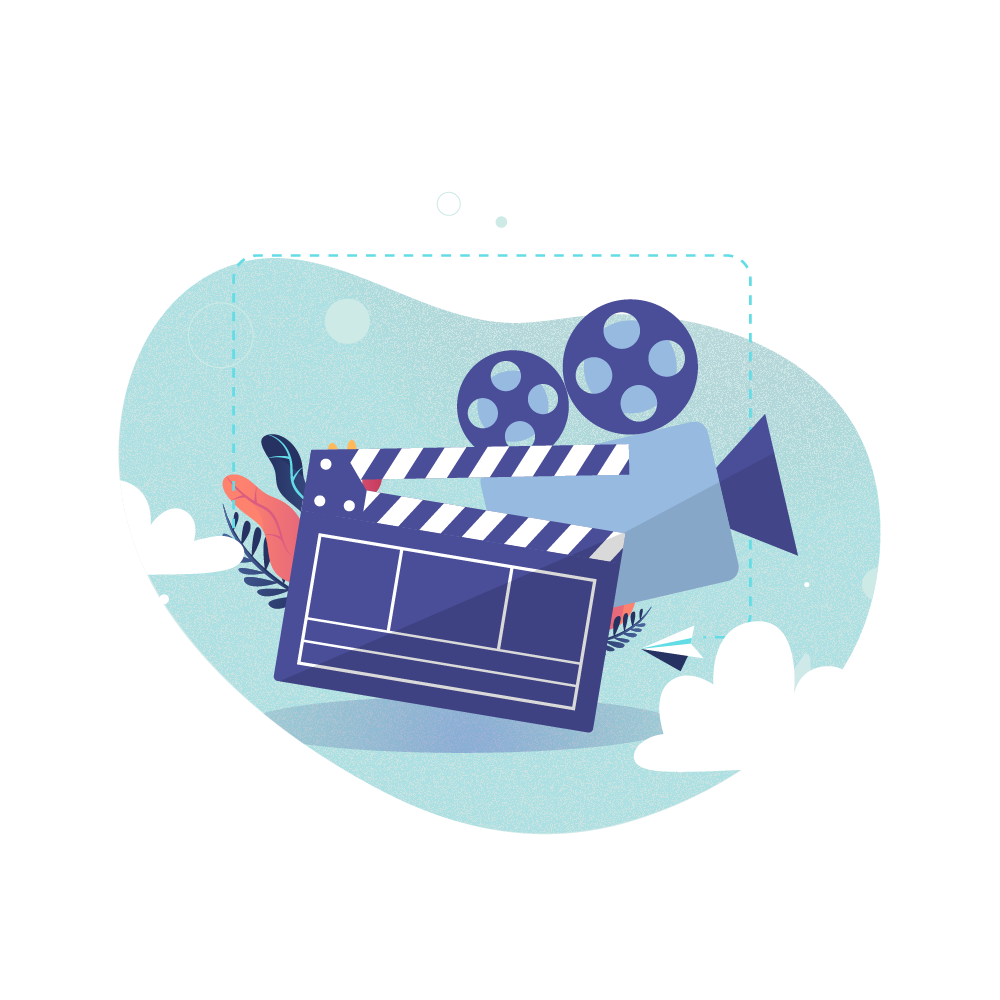 Video as element of personalized videos for dynamic video sales