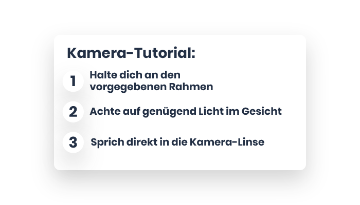 Example Camera Tutorial by Mozaik Guided Video Production