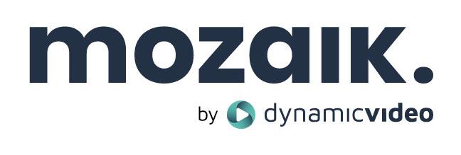 Logo Mozaik by Dynamic Video
