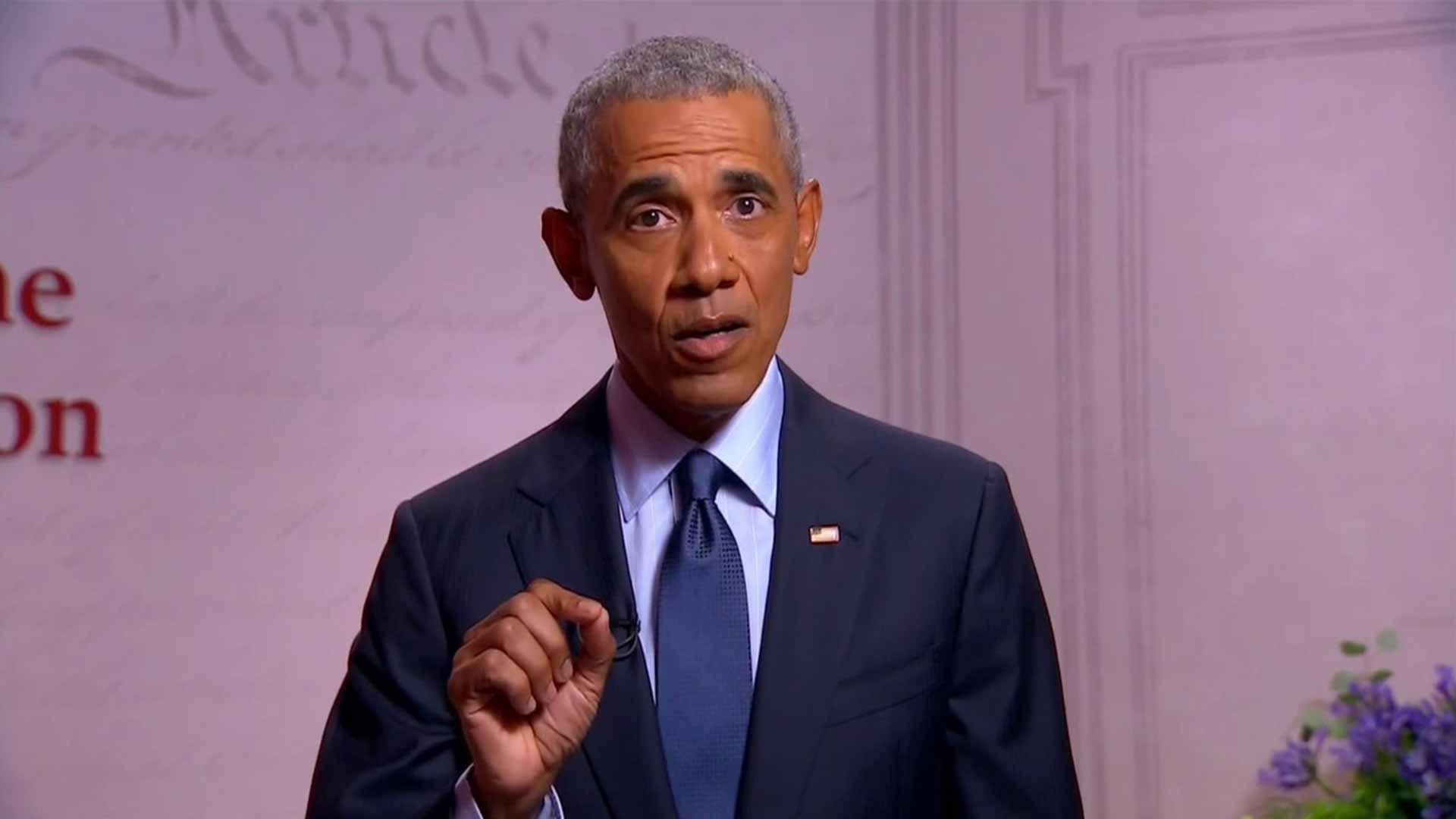 Video-Aufnahmen mit dem Smartphone filmen: Beispiel-Kamera-Führung Obama 2